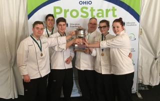 Polaris Culinary Team State Title